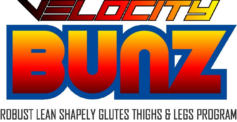 Velocity Bunz - Big Butt Shaping Glutes Program