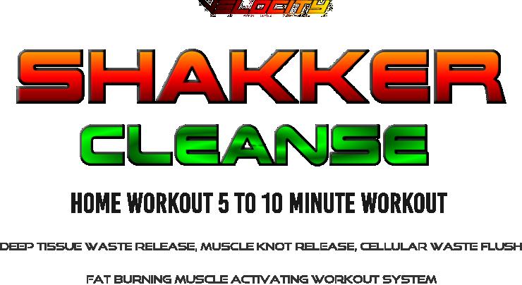Velocity SHAKKER Cleanse Cardio Edition