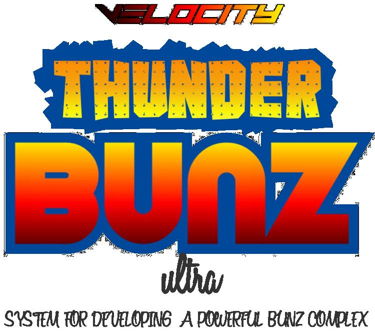 Velocity Thunder BUNZ ULTRA